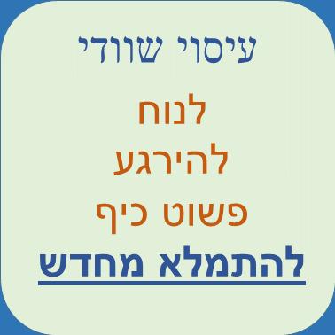עיסוי שוודי בירושלים קליניקה מקצועית למסאג' שוודי בירושלים